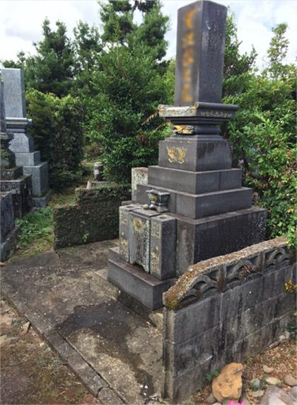 松浦のお墓サポート お墓クリーニングサービス