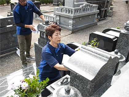 松浦のお墓サポート お参り代行サービス